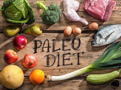 exemples d'aliments consommés dans le cadre de l'alimentation paléo