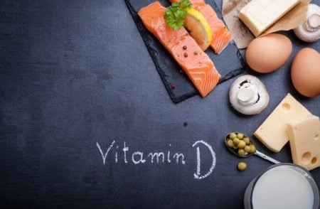 exemples d'aliments riches en vitamine D
